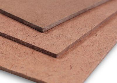 Hardboard and Softboard / Insulation Board