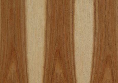 BoardKing - Vaneers - Brown and White Kiaat